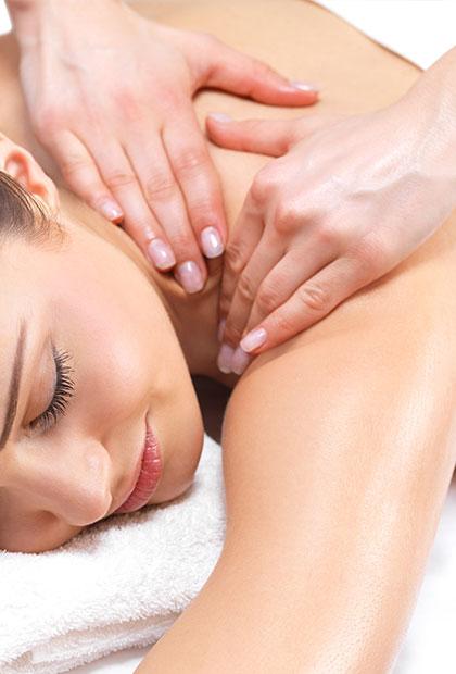 Tous les massages