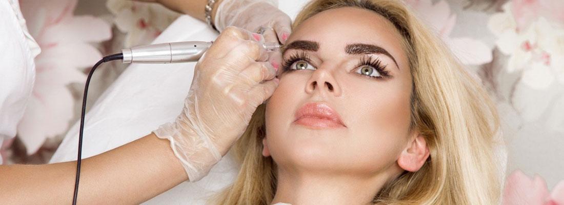 Appareillage pour les professionnels du maquillage permanent